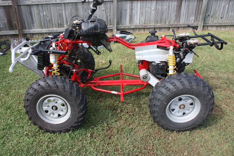 2: What are ATVs? - Home